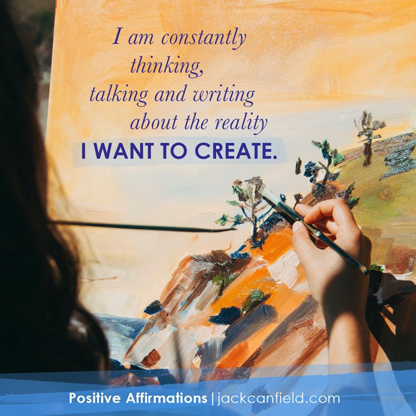 Create the World I Want to Create - Jack Canfield