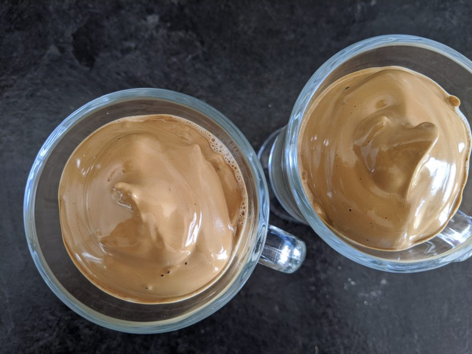 Dalgona Coffee - Whipped Coffee