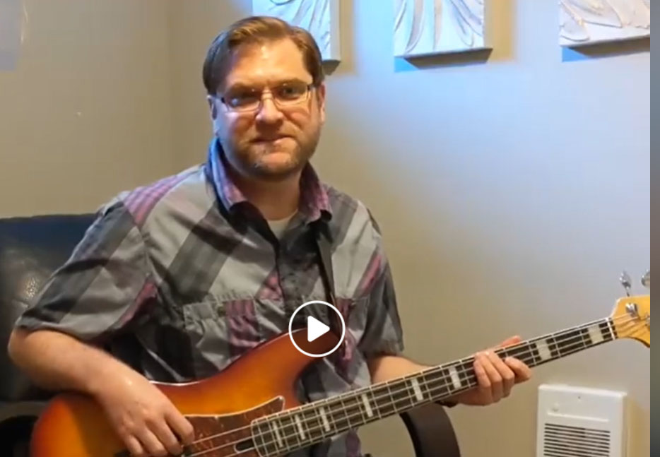 Learning Bass During COVID-19