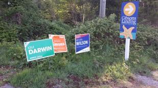 MLA Elections Sunshine Coast BC 2017