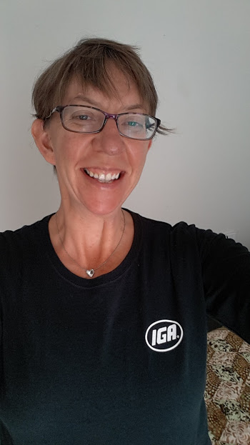 IGA - Gibsons, BC - Weegee Sachtjen - Comfort Zone