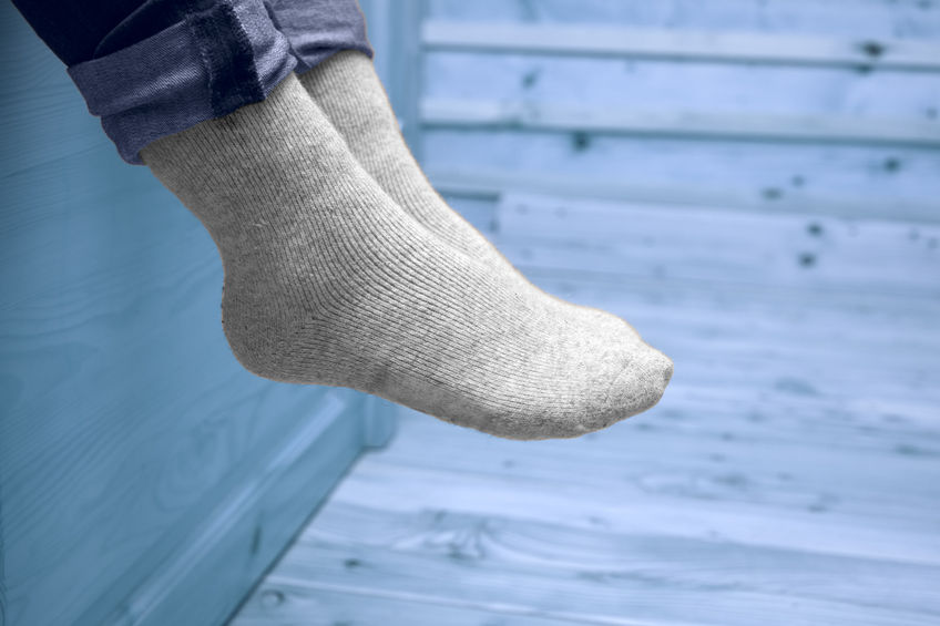 Use Wool Socks to Ripen Hard Avocados
