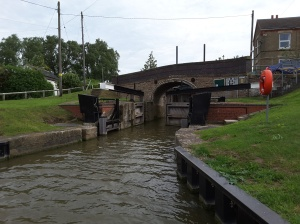 Salter's Lode Lock Denver Sluice